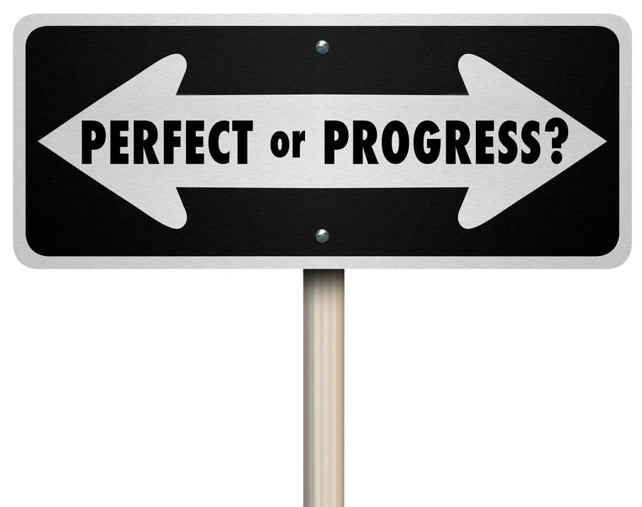 Perfect or Progress